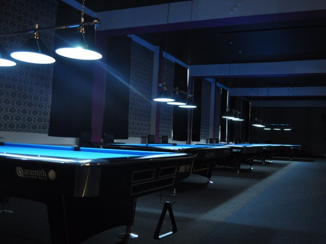 Billiard Club BlackPool Ostrava